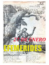 EFEMERIDES 27-1-2021