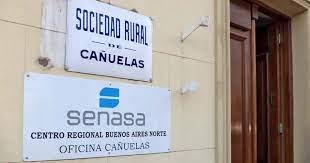 ROBO EN LA SOCIEDAD RURAL DE CAÑUELAS