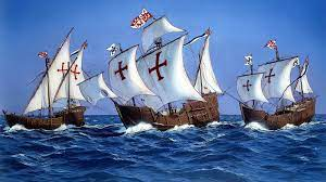 12 DE OCTUBRE DE 1492 – EUROPA DESCUBRE AMERICA