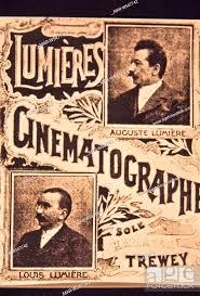 Louis Jean Lumiere, nace el cinematógrafo
